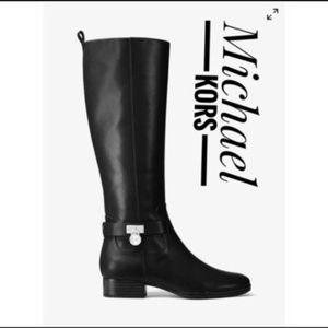 MICHAEL KORS Ryan Leather Boot✨✨✨Brand New!!